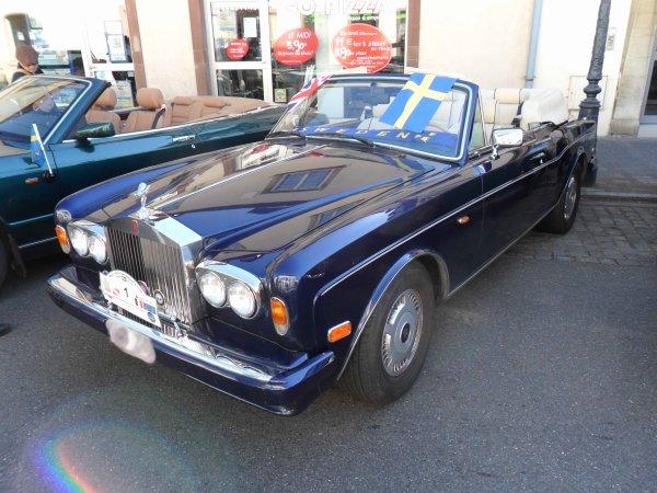 6097. rolls royce cabriolet