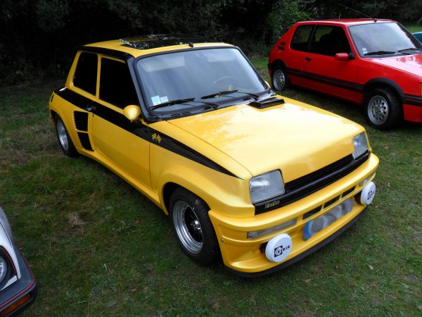 6155. renault 5 turbo