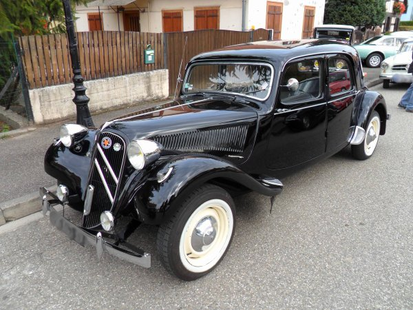 6181. citroen traction
