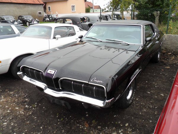 6229. mercury cougar xr