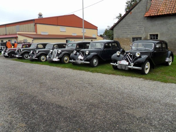6232. 6 citroen traction