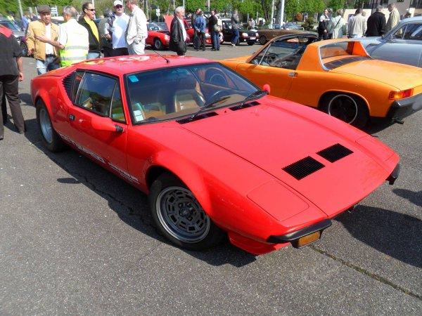 6261. de tomaso pantera GTS