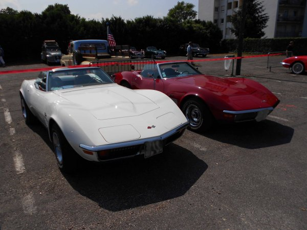 6321. 2 corvette