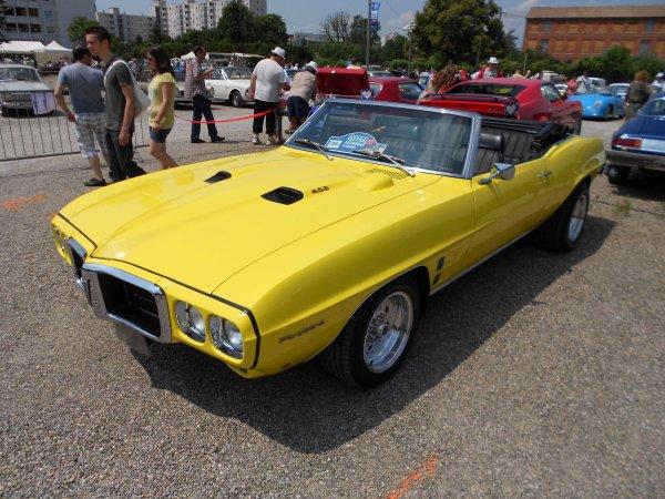 6339. pontiac firebird cabriolet