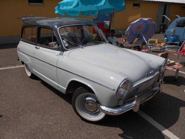 6346. simca break