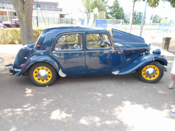 6347. citroen traction