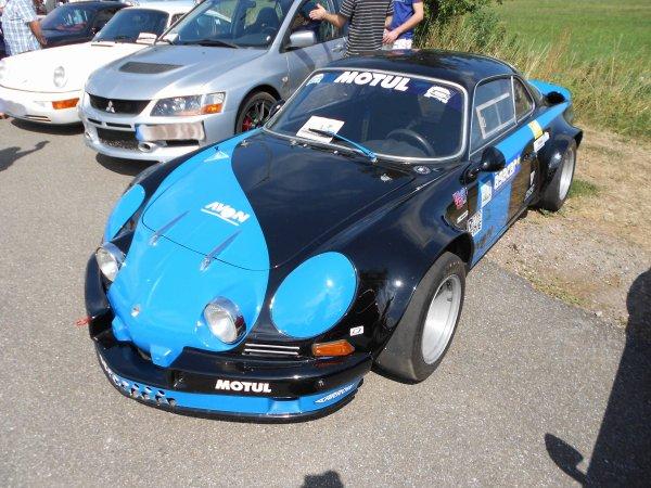 6356. alpine A110