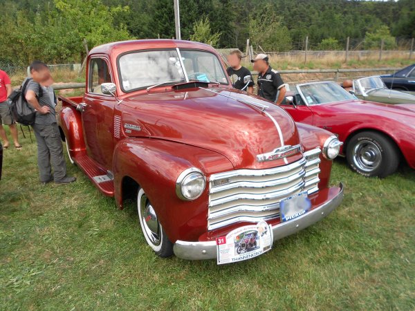 6377. chevrolet pick up