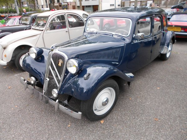 6397. citroen traction
