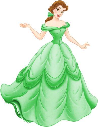 e2727e47d5b belle robe verte disney