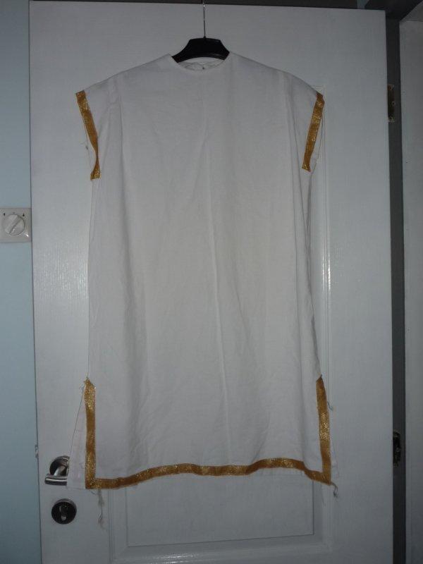 Costumes 2012 - les romains