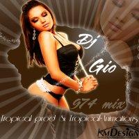 DJ GIO™ / Léve la main pou DJ GIO™