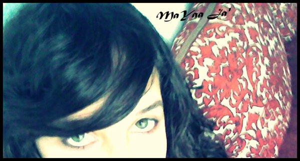 Mes yeux te parlent - ils ??