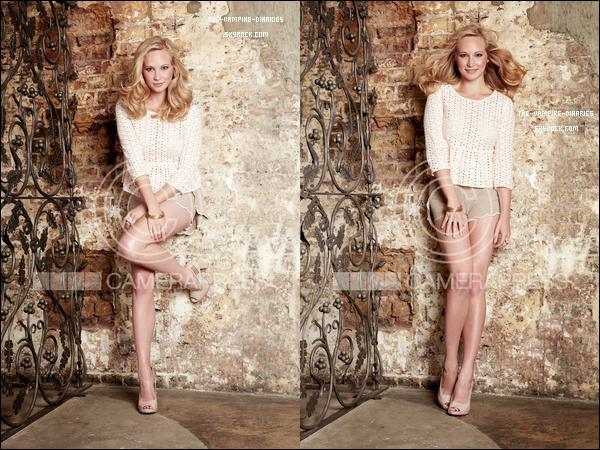 (Re)Découvrez un photoshoot qui date de 2011 de Candice, Steven et Katerina pour « OK Magazine UK.»
