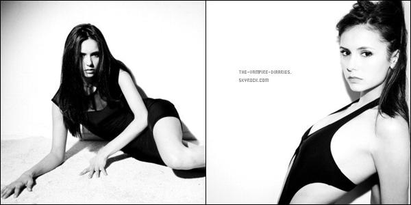 Découvrez un magnifique photoshoot de Nina pour le Seventeen Magazine, datant de Septembre 2012.