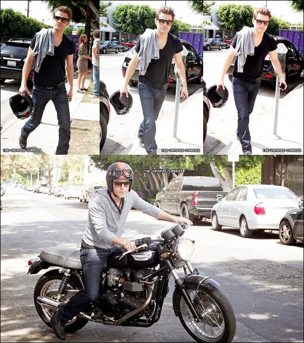 Découvrez une nouvelle photo promotionnelle pour la saison 4 de The Vampire Diaries.