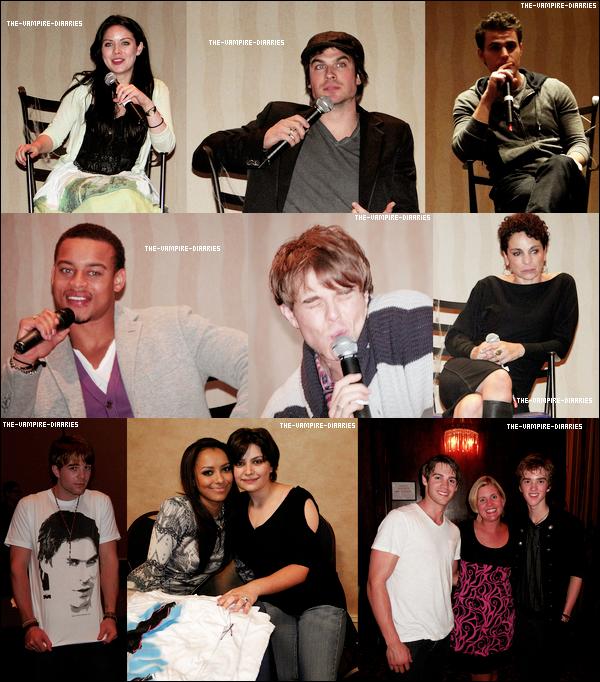 Voici les photos de la Convention Eyecon qui date de cet automne 2012.