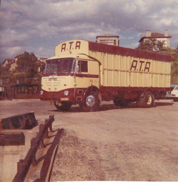 ATA TRANSPORTS ST ETIENNE LOIRE