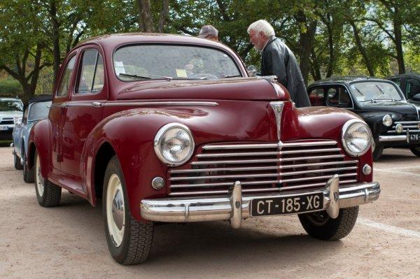 203 PEUGEOT 1953