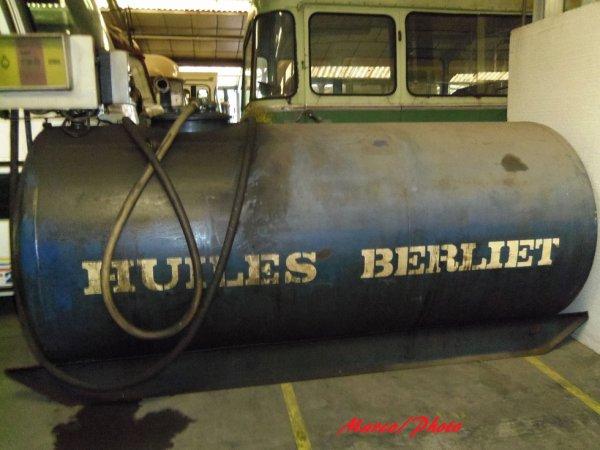 HUILES BERLIET