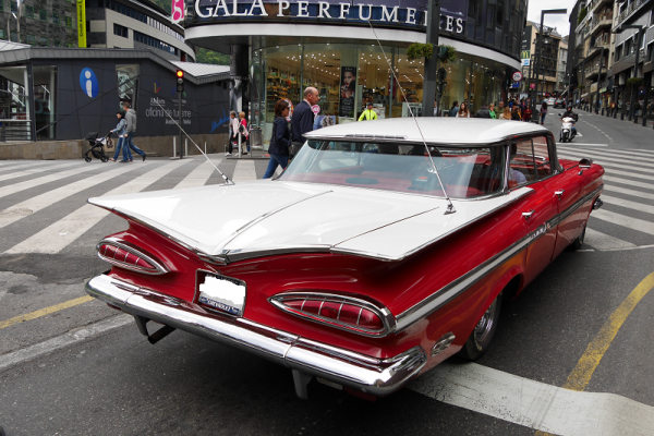impala 1965 ? ou 64