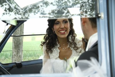 Mariage Laetitia et Kevin