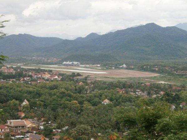 Arrivee au Laos