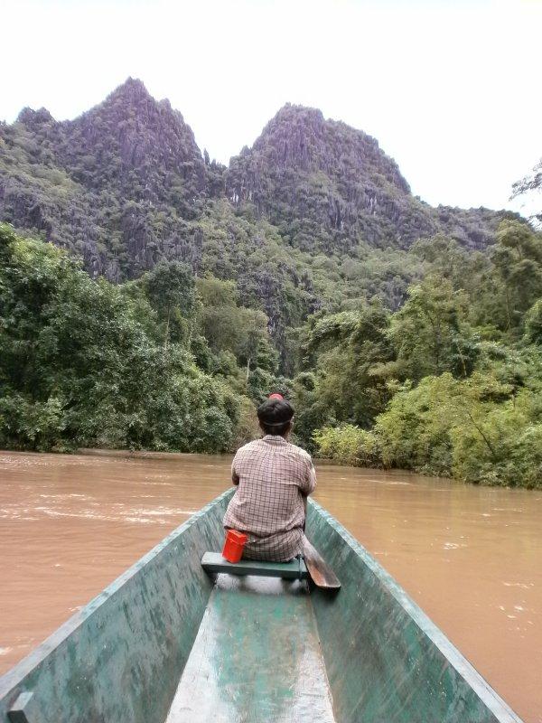 Grotte de Tham Kong Lo
