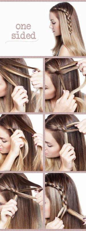 Tuto coiffure 1 ♥