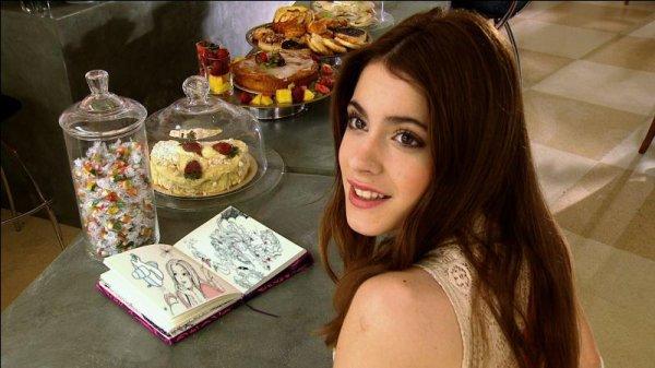 Violetta 1: Episode 1 à 4