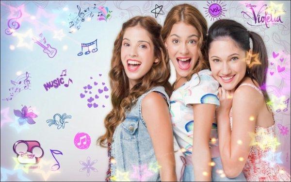 Violetta 1: Episode 11 à 15