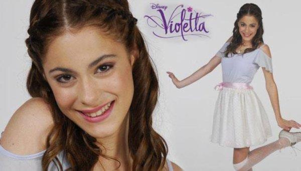 Violetta 1: Episode 31 à 35