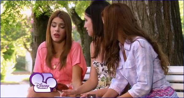 Violetta 1: Episode 66 à 70