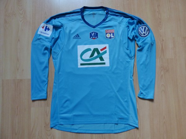 Maillot Mathieu Gorgelin