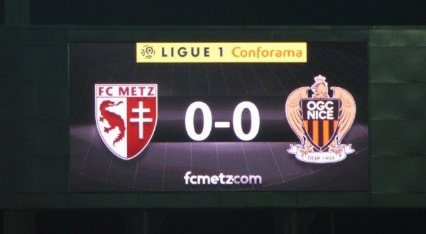 Metz - Nice 27.01.2018