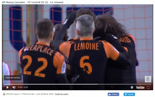 Maillot Jonathan Delaplace