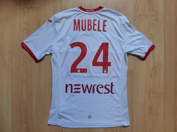 Maillot Firmin Mubele