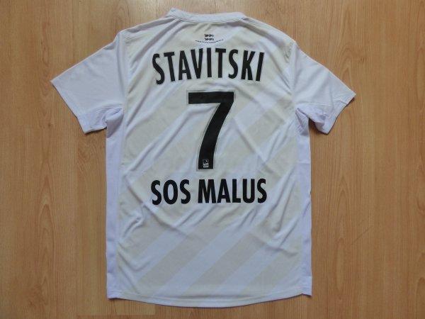 Maillot Timo Stavitski