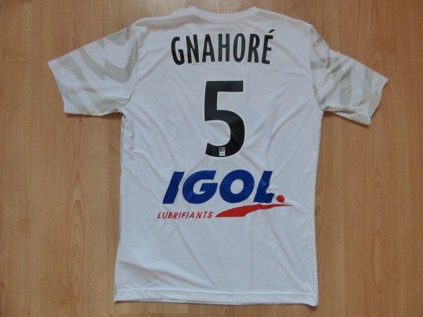 Maillot Eddy Ghnaoré