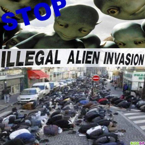 aliens les envahisseurs