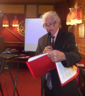 repas ufologiques   démission de Serje Perronnet (  vice Président