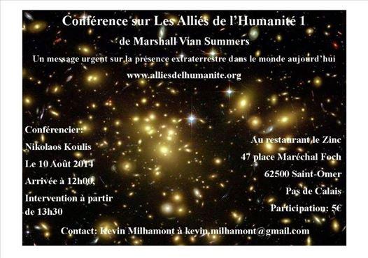 conférence   A VOIR  UNE VISITE S' IMPOSE