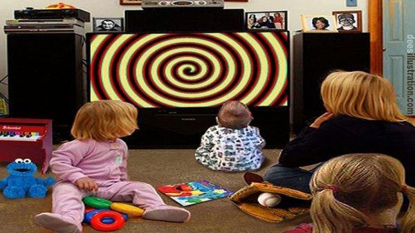 télévision  DANGER
