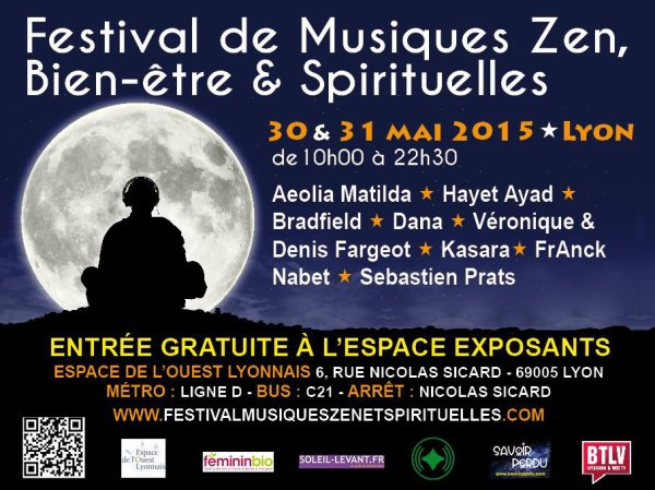 zen je suis   Festival