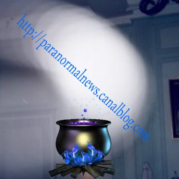 mon blog  paranormal