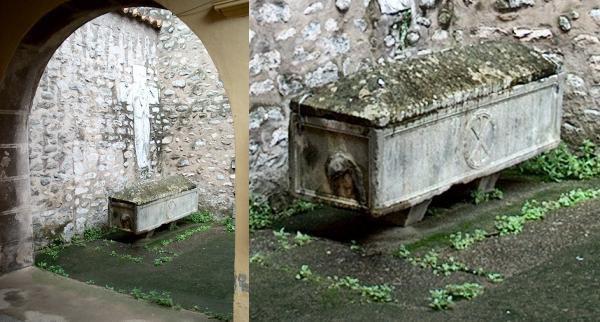 Le sarcophage mystérieux