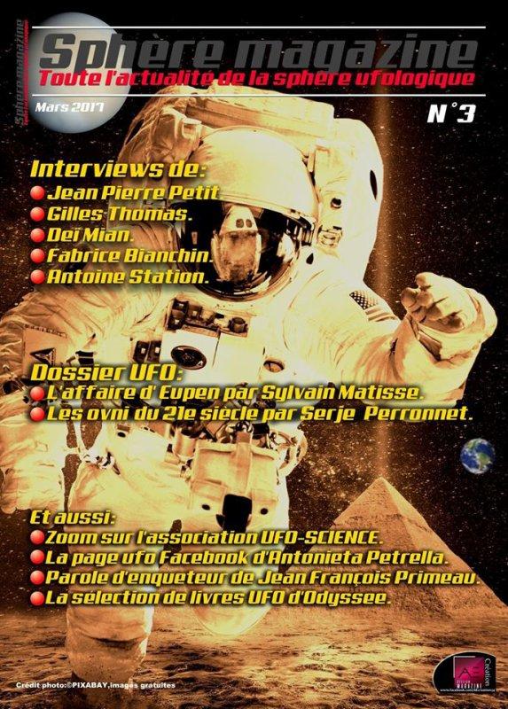 Sphère magazine sur le weeb