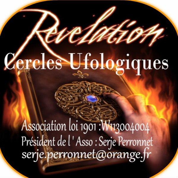 Logo des Cercles Ufologiques 2017
