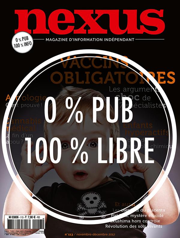 news magazine Nexus