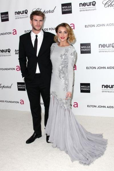 Miley cyrus et Liam Hemsworth ! top/flop ?